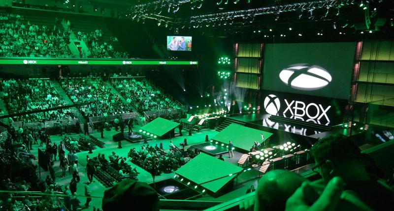 E3-Xbox