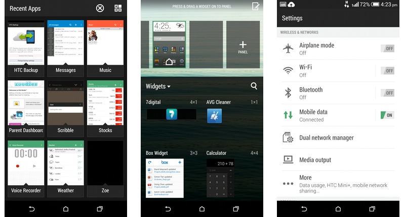 HTC Desire 816 Screenshots - 2