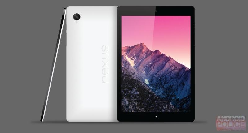 HTC Volantis Nexus 9