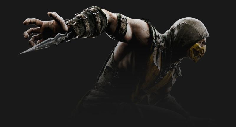 Mortal Kombat X 1