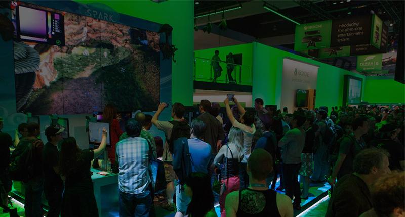 Xbox One press