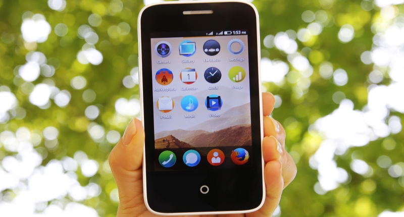 firefox os reference device