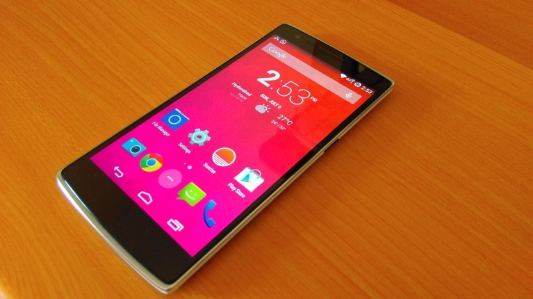 OnePlus One - Product Image 0011