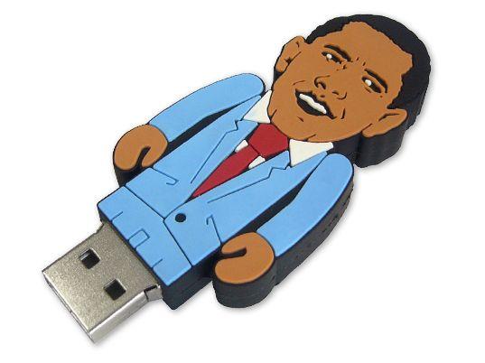 obama flash drive