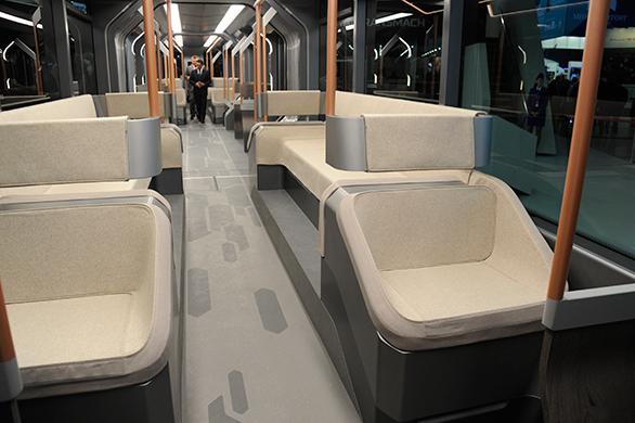 uvz russia one tram interior