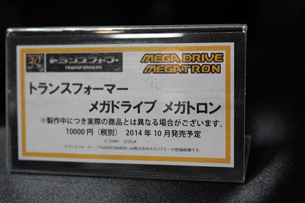 Megatron name