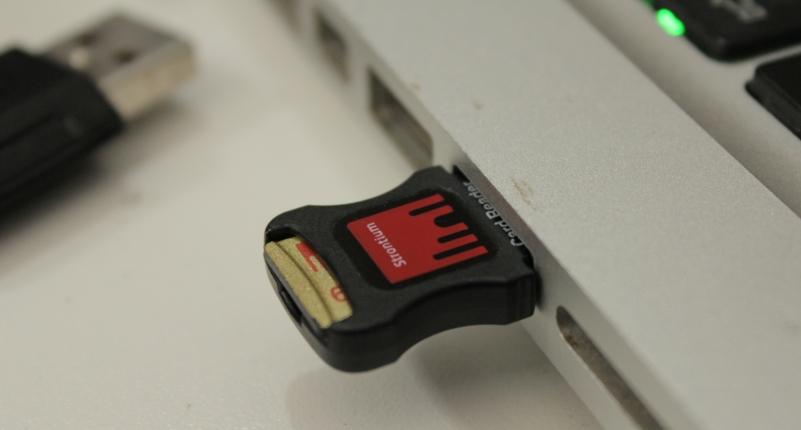 Strontium SD card 1