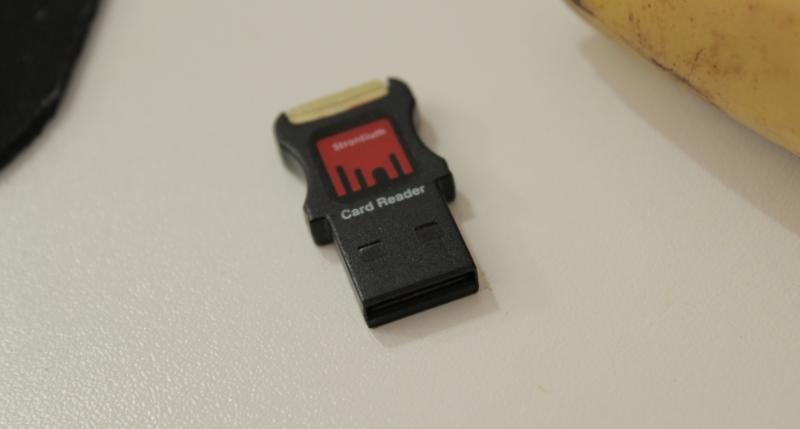 Strontium SD card 3