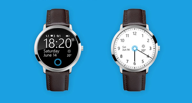 microsoft smartwatch behance
