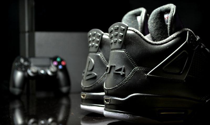 Custom PS4