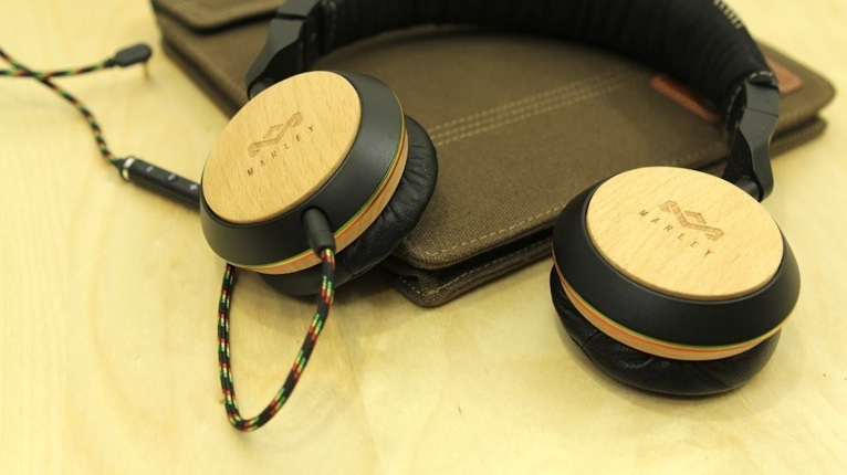 House Of Marley Stir It Up Headphones