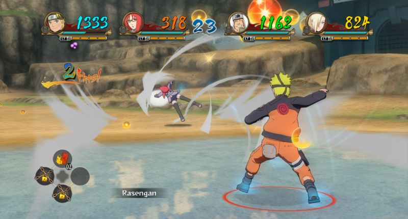 Naruto Shippuden: Ultimate Ninja Storm Revolution' PC review