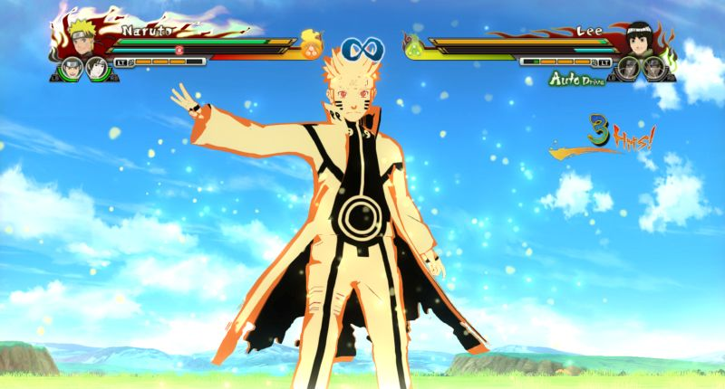 how to play naruto shippuden ultimate ninja storm 3 on pc using keyboard