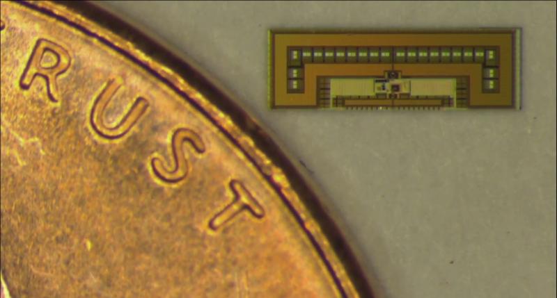 ant radio chip