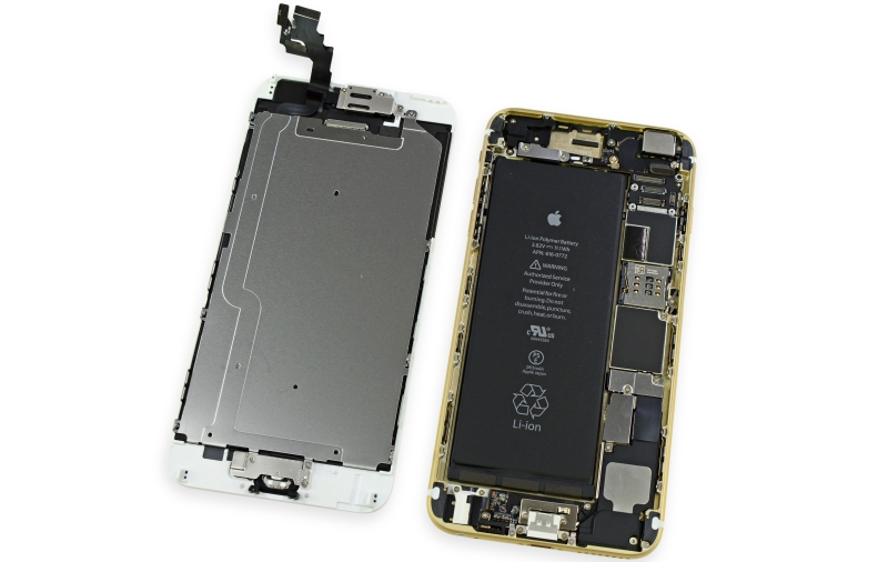 iPhone 6 Plus teardown 1