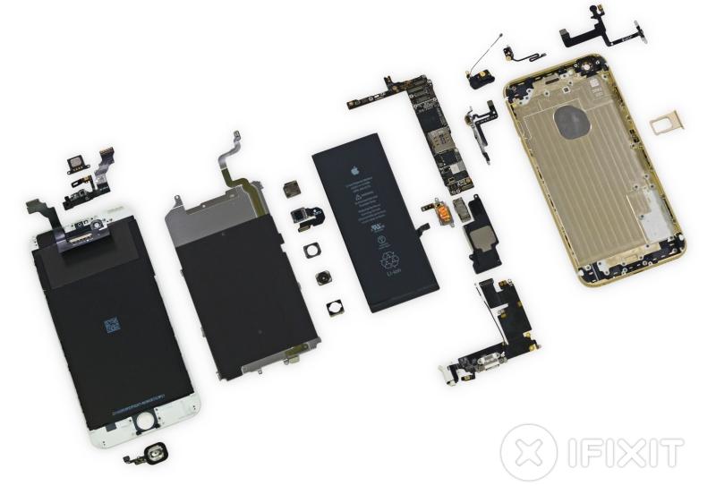 iPhone 6 Plus teardown 3
