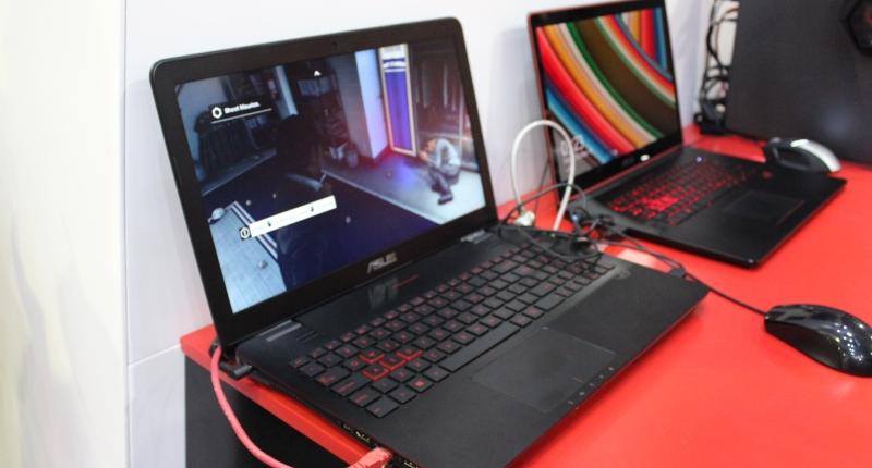 ASUS G series laptops 1