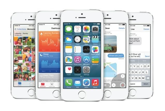 Apple iOS 8 Main
