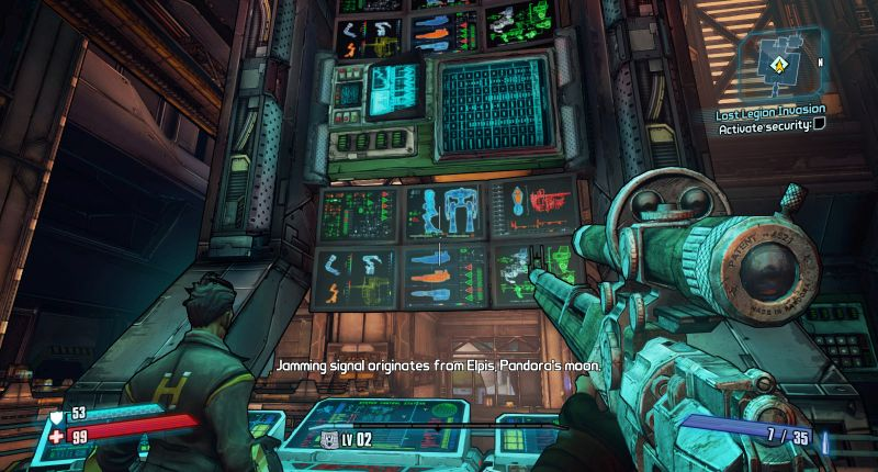 Borderlands: The Pre-Sequel!' review: nothing is normal