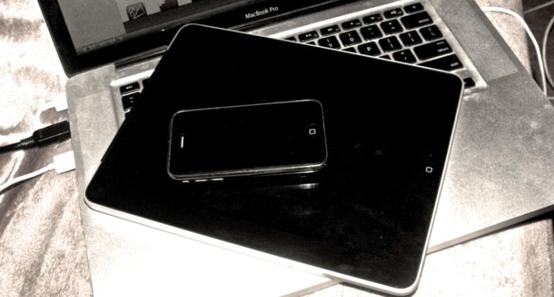 Mac iPad iPhone old
