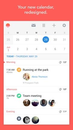 Sunrise iOS 1