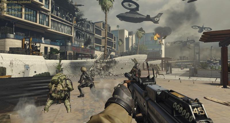 COD Advance Warfare 4