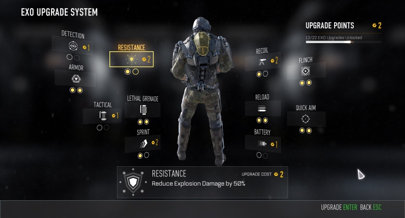 COD Advance Warfare 7