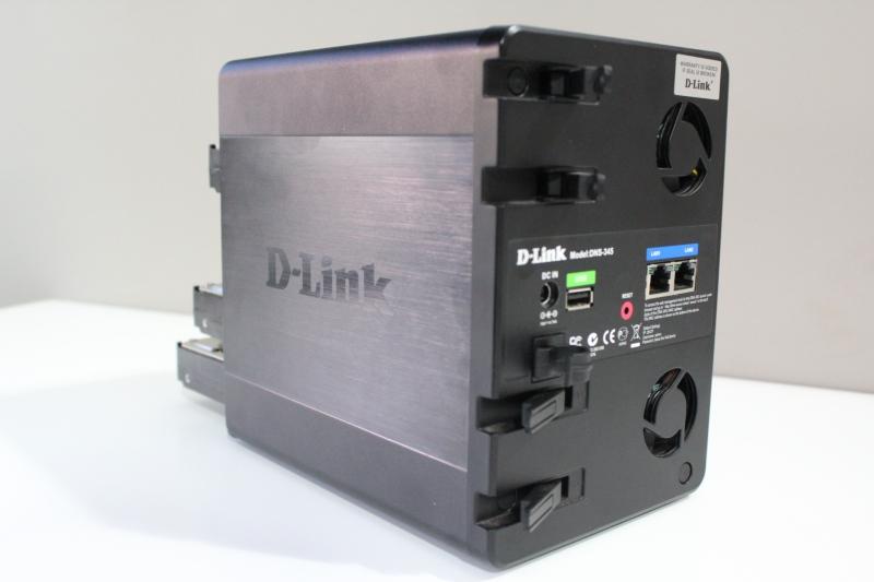 D-Link ShareCenter NAS 1