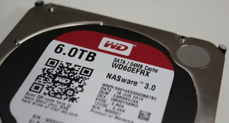 D-Link ShareCenter NAS 3 WD Drive