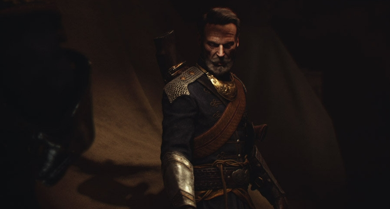 The Order 1886 know 3