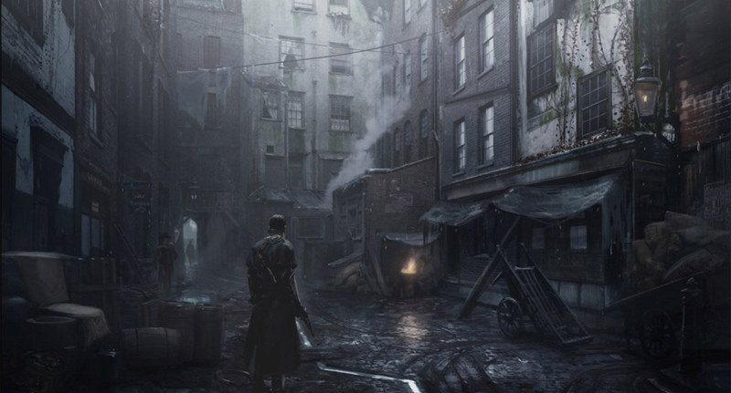 The Order 1886 know 4