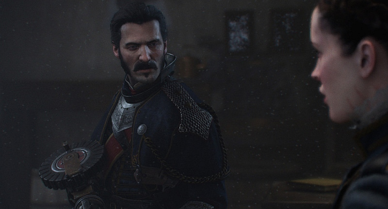 The Order 1886 know lead