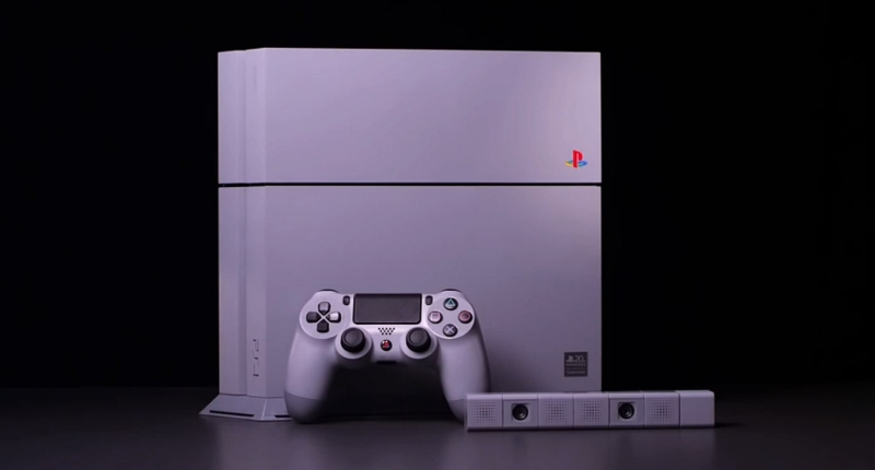 PS4 20th Edition