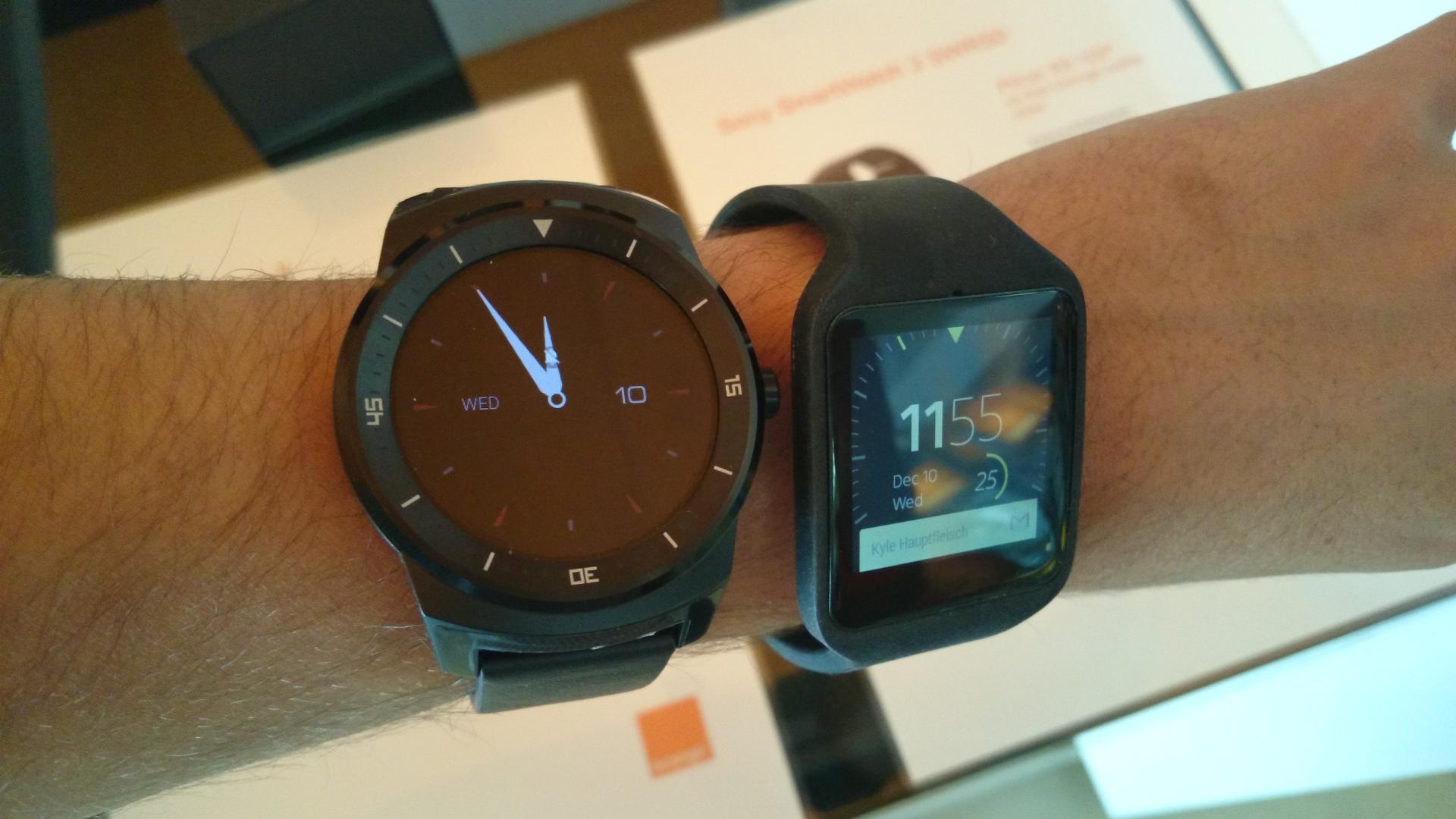 Sony SmartWatch 3 G Watch