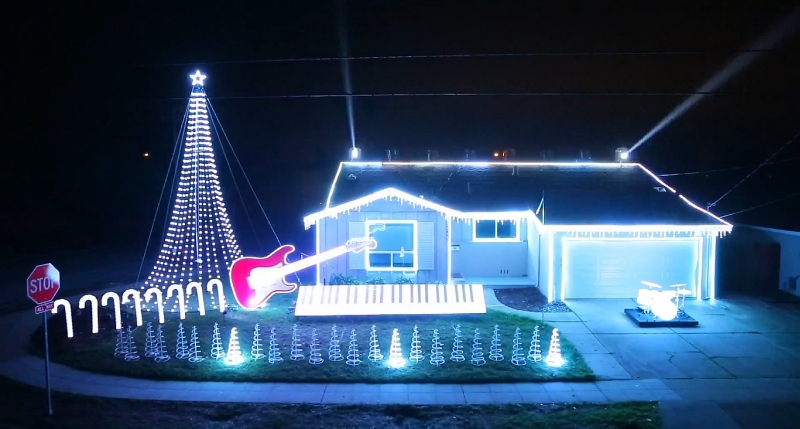 Star Wars Xmas Lights