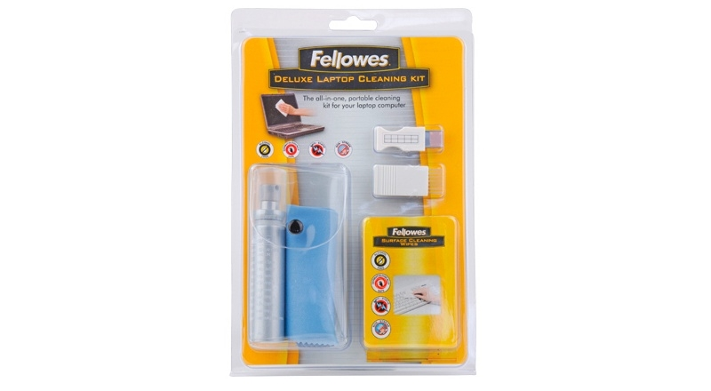 fellowes screen cleaning kit