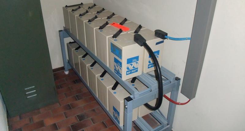 overkill UPS battery system
