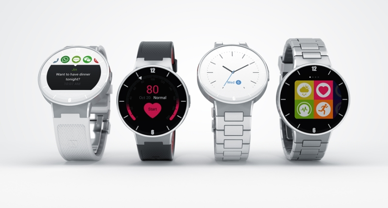 Alcatel OneTouch Watch CES 2015