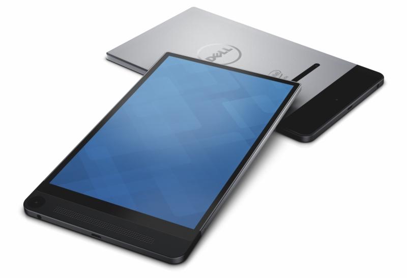 Dell Venue 8 7000 CES 2015