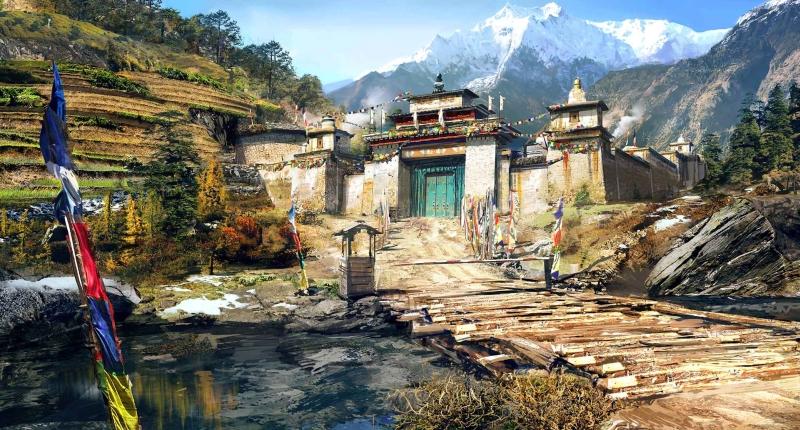 Far Cry 4 concept 1