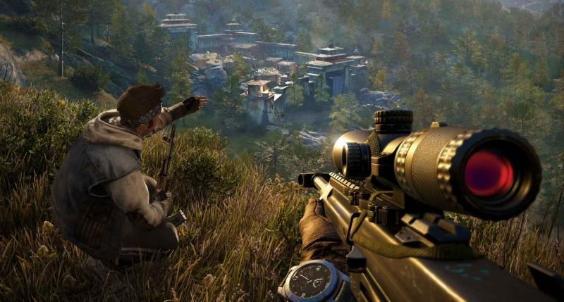 Far Cry 4 screen 2