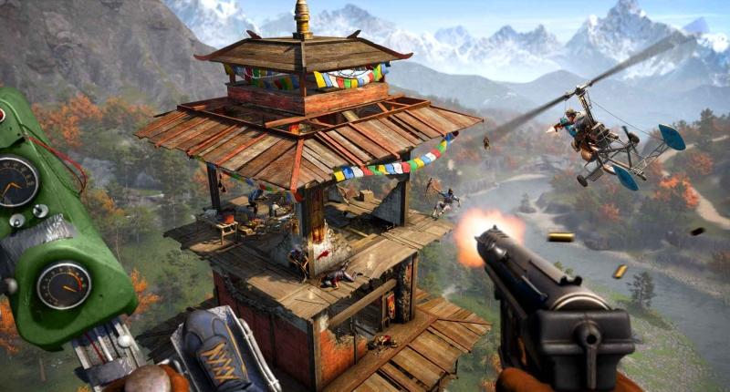 Far Cry 4 screen 3