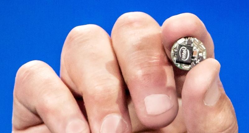 Intel Curie CES 2015