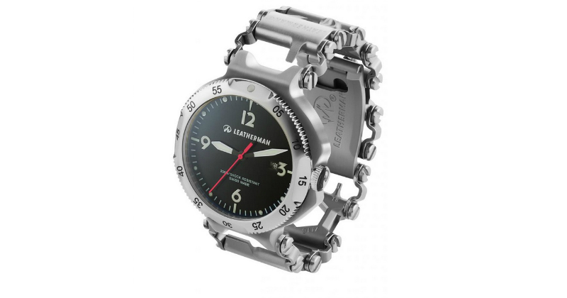 Leatherman Tread Watch