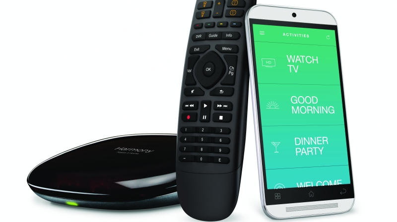 Logitech Harmony API brings voice, gesture control to the