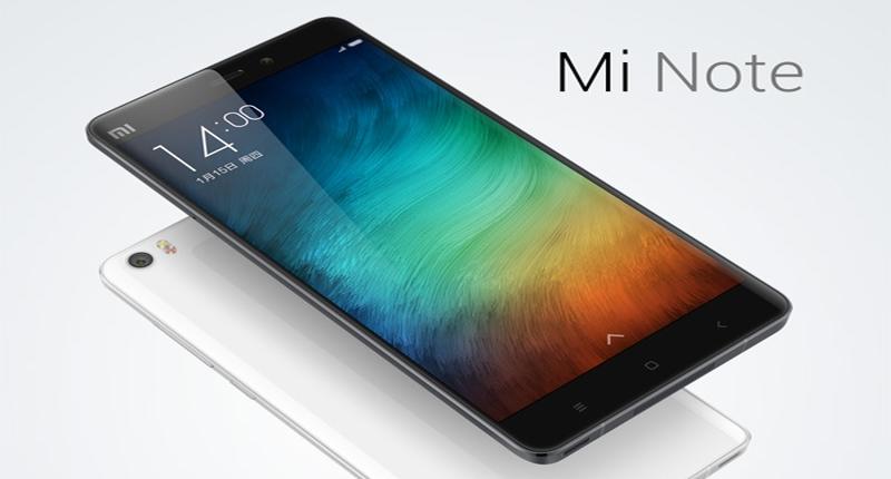 Mi Note Xiaomi