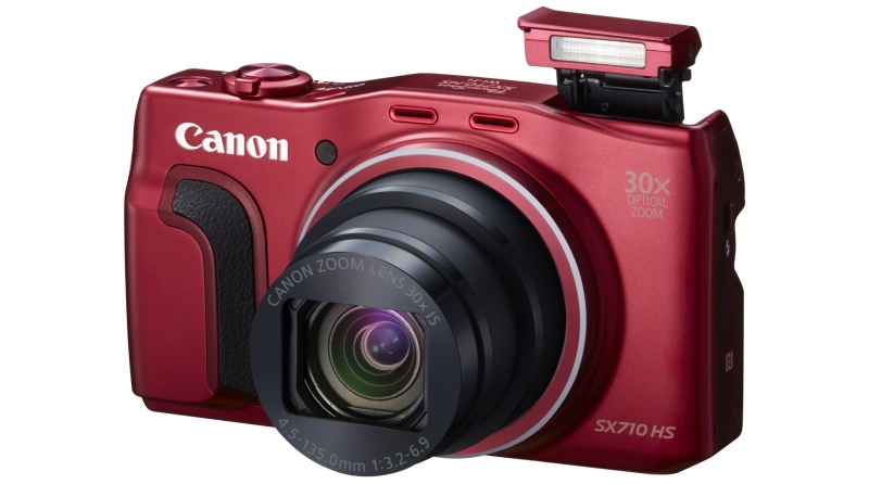PowerShot SX710 HS RED CES 2015