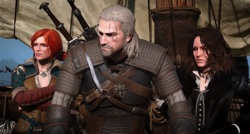 The Witcher 3 screen 1