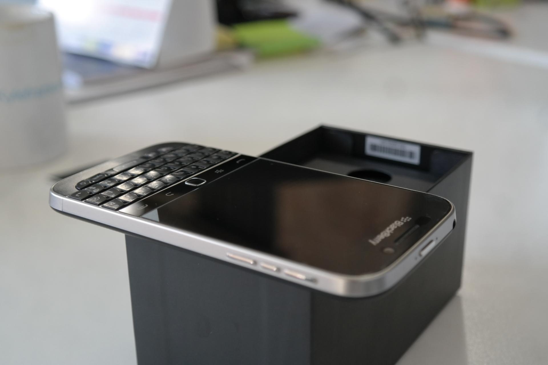 BlackBerry Classic 13