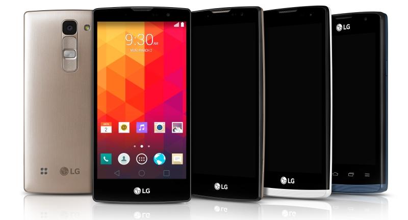 LG Magna, Spirit, Leon, Joy 3